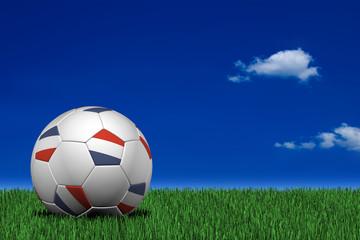 Dutch soccer ball