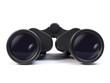 Leinwanddruck Bild - Binoculars
