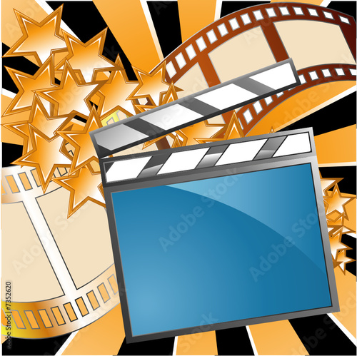 Movie Maker vectors