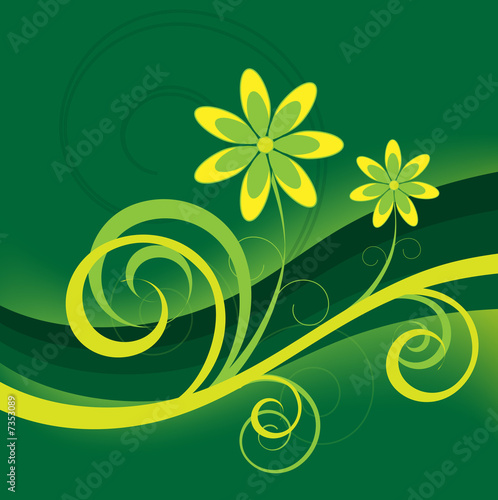 flower background pictures. Abstract Flower Background