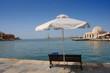 crète port de la Canée hania
