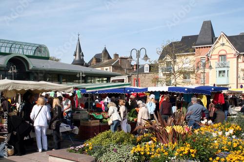 marché de Dinard - 7363295