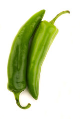 New Mexican Green Chiles