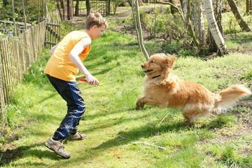 hund junge bewegung