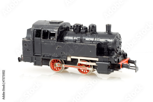 Miniature locomotive