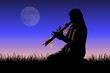 flauto Lakota