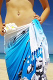 in sarong poster