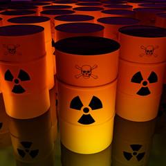 toxic tank background
