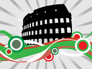 Floral Colosseum