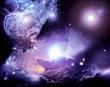 Fantasy Space Nebula  - 7391814