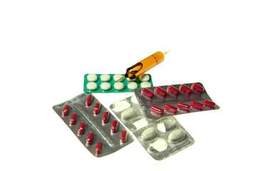 Vitaminas en pastillas