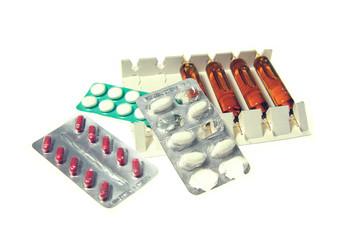 Pastillas de venta en farmacia