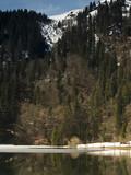 La fonte des neiges au Feldbergsee poster