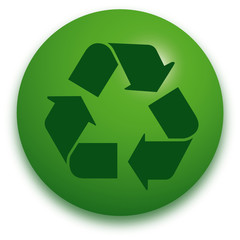 Recycling Web Button