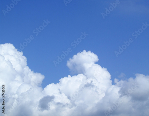 canvas print picture clouds clouds clouds
