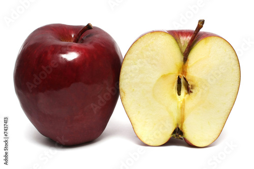 One and Half Apple