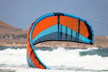 kite water launch