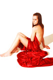 Young nude woman 37. poster