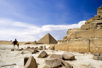 Egyptian Great Pyramids