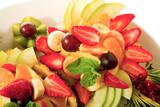 fruit jazz poster