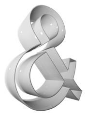 008 symbol 3D la 9000 grey