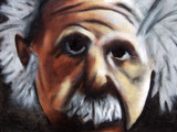 graffiti albert einstein - 7452661