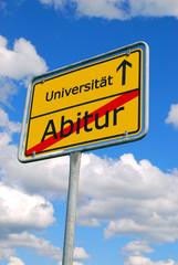 Abitur - Universität