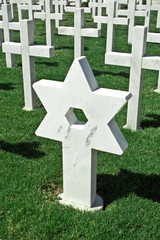 Memorial Star of David