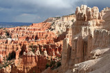 Bryce Canyon National Park scenery poster