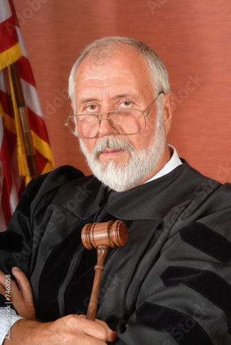 Senior American judge