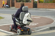 Disability scooter - 7468620