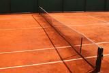 campo di tennis poster