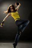 Fototapety modern dances