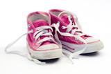 Fototapety chaussures d' enfants