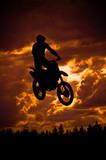 Fototapeta rower - mistrzostwo - Motorower / Skuter