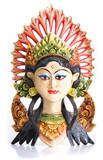 Eastern Indian Goddess Figure poster
