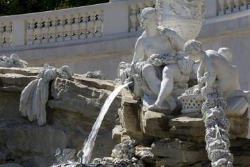 Denkmal beim Obelisken Schloss Schoenbrunn, Wien