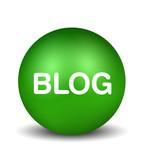 Blog - green poster