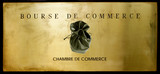 bourse de commerce poster