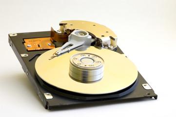 full hard disk