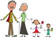 grands-parents et petits-enfants