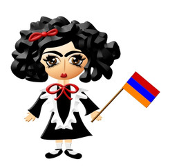 Lil Armenian Girl