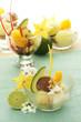 Fruit Ice Cream Cone