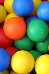 Coloured balls 1..