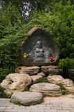 Happy Buddha at Giant Wild Goose Pagoda Xi'an