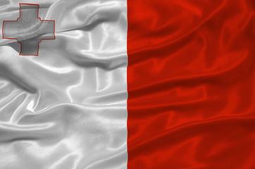 Malta Flag 3
