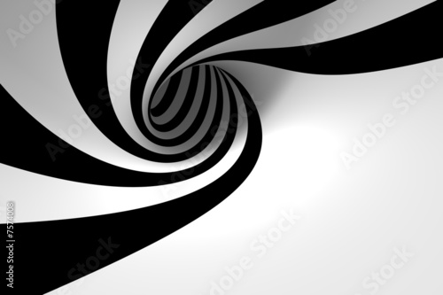Abstract spiral - 7574008