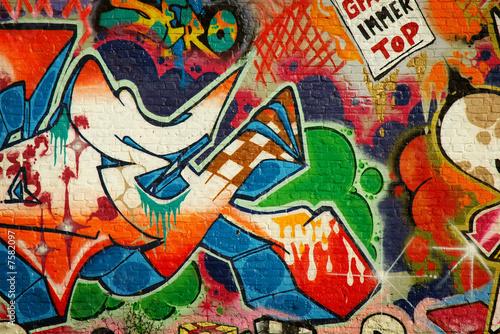 Fototapeten,graffiti,graffity,berlin,street art
