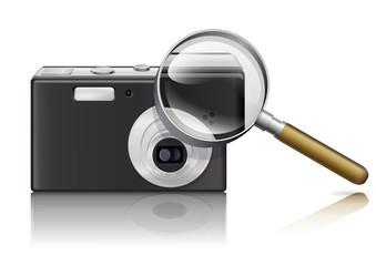Etude d'un appareil photo et ses fonctions