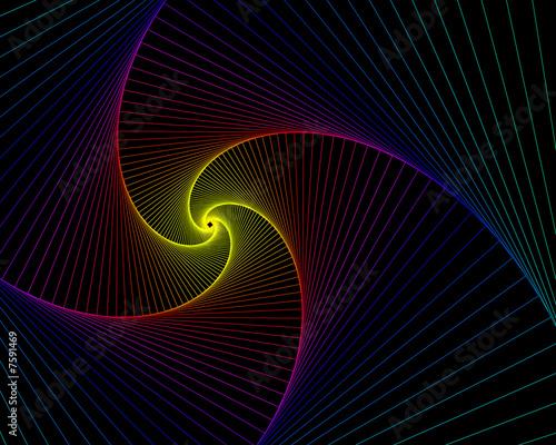 Foto op Plexiglas Spiraal spirale 4